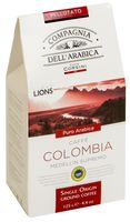 "Кофе молотый ""Compagnia Dell Arabica. Колумбия"" (125 г)"
