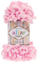 """Пряжа """"ALIZE. Puffy №185"""" (100 г; 9,2 м; розовый)"""