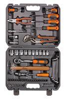 Набор инструментов в кейсе (59 предметов; арт. AT-59-39)