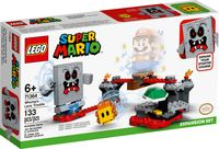 """LEGO Super Mario """"Неприятности в крепости Вомпа"""" (дополнение)"""
