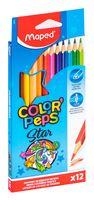 """Цветные карандаши """"Color Peps"""" (12 штук)"""