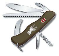 """Нож Victorinox """"Hunter"""" (12 функций; зелёный)"""