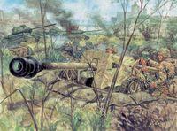 "Противотанковое орудие ""Pak 40 Antitank Gun"" (масштаб: 1/72)"