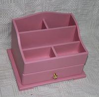 """Комод для косметики """"Розовый"""" (арт. МВ02001.21)"""