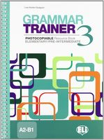 Grammar Trainer. Book 3 (A2-B1)