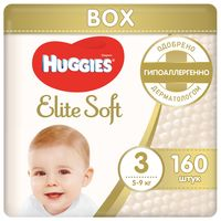 "Подгузники ""Elite Soft Box 3"" (5-9 кг; 160 шт.)"