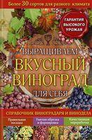 Выращиваем вкусный виноград для себя
