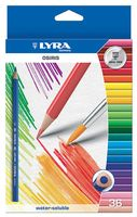 """Цветные карандаши """"OSIRIS AQUARELL"""" (36 цветов)"""