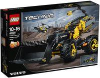 """LEGO Technic """"Колёсный погрузчик VOLVO ZEUX"""""""