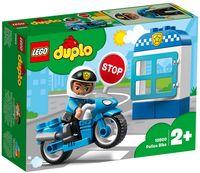 """LEGO Duplo """"Полицейский мотоцикл"""""""