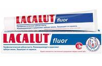 "Зубная паста ""Lacalut Fluor"" (50 мл)"