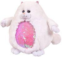 """Мягкая игрушка """"Кот с пайетками"""" (20 см)"""