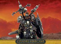 "Миниатюра ""Warhammer FB. Finecast: Warriors of Chaos Wulfrik the Wanderer"" (83-65)"