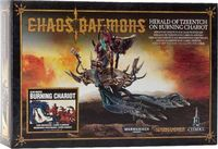 "Набор миниатюр ""Warhammer. Chaos Daemons Burning Chariot of Tzeentch"" (97-20)"