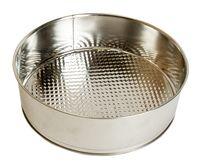 Форма для выпекания металлическая со съемным дном (210 мм)