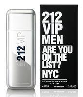 "Туалетная вода для мужчин Carolina Herrera ""212 VIP"" (100 мл)"