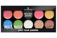 "Палетка для макияжа ""Mix and Match Your Look"" (тон: 10)"