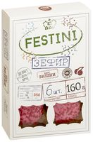 """Зефир """"Festini. Вишня"""" (160 г)"""