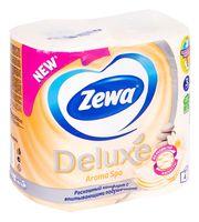 "Туалетная бумага ""Zewa Deluxe. Aroma Spa"" (4 рулона)"
