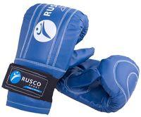 Перчатки снарядные (L; синие)