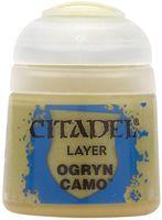 """Краска акриловая """"Citadel Layer"""" (ogryn camo; 12 мл)"""