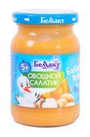 """Пюре детское """"Беллакт. Овощной салатик"""" (170 г)"""