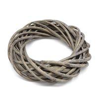 Основа для венка из ивовых прутьев (20 см)