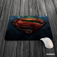 """Коврик для мыши большой """"Супермен"""" (421)"""