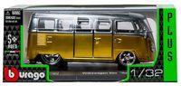 "Модель машины ""Bburago. Volkswagen Samba Van"" (масштаб: 1/32)"