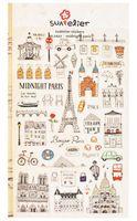 """Набор наклеек """"Midnight Paris"""""""