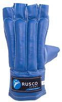 Перчатки снарядные (L; шингарты; синие)