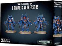 Warhammer 40.000. Space Marines. Primaris Aggressors (48-69)