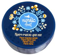 "Крем-масло для ног ""Nordic Frost"" (100 г)"