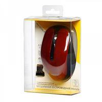 Беспроводная мышь Smartbuy 502AG (красная; бесшумная)