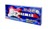 """Гитара """"Рок-звезды"""" (со световыми и звуковыми эффектами)"""