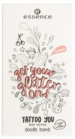 "Наклейки-тату для тела ""Get Your Glitter on! Doodle Bomb"" (тон: 01)"