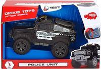 """Модель машины """"Полицейский внедорожник"""" (со звуковыми и световыми эффектами)"""