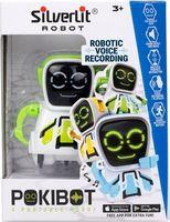 """Робот """"Pokibot"""" (зелёный; со световыми и звуковыми эффектами)"""