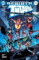 Вселенная DC. Rebirth. Титаны. Выпуск №2-3. Красный Колпак и Изгои. Выпуск №1
