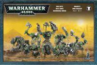 "Набор миниатюр ""Warhammer 40.000. Ork Boyz"" (50-10)"