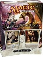 "Дуэльный набор ""Magic the Gathering: Ajani vs. Nicol Bolas"""