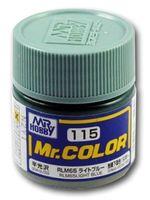 Краска Mr. Color (light blue, C115)