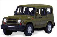 """Модель машины """"UAZ Hunter"""" (арт. 11451W-RUS)"""