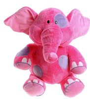 """Мягкая игрушка """"Слоник розовый"""" (50 см)"""