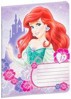 """Тетрадь в линейку """"Princess"""" (12 листов; в ассортименте)"""