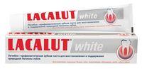 """Зубная паста """"Lacalut White"""" (75 мл)"""