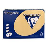 """Бумага """"Trophee. Pastel"""" (А4; 500 листов; 80 г/м2; карамельная)"""