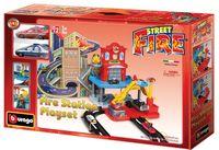 """Игровой набор """"Bburago. Пожарная станция"""""""