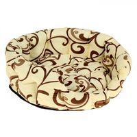 Лежак для животных (43х16 см; белый шоколад)