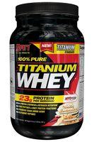 """Протеин """"100% Pure Titanium Whey"""" (897 г; ванильные ириски)"""
